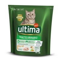 ULTIMA Cat Urinary Adult, Pui, hrană uscată pisici, sănătatea tractului urinar, 800g