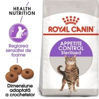 Royal Canin Sterilised Appetite Control, 4 kg