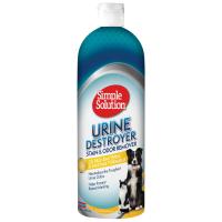Solutie Simple Solution Distrugatorul De Urina Si Pete, 945 ml