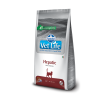 Vet Life Cat Hepatic, 2 kg