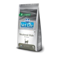Vet Life Cat Neutered Male, 10 kg