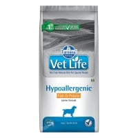 Vet Life Natural Diet Dog Hypoallergenic Fish and Potato 12 kg