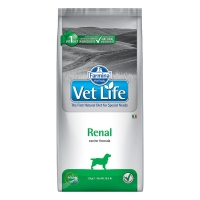 Vet Life Natural Diet Dog Renal 12 kg
