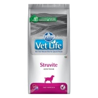 Vet Life Natural Diet Dog Struvite 12 kg