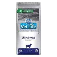 Vet Life Natural Diet Dog Ultrahypo 2 kg