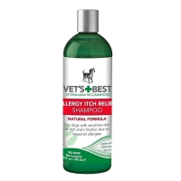Vet's Best Sampon Antialergic si Antiscarpinare, 470 ml