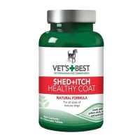 Vet's Best Supliment Nutritiv pentru Caini, Blanita Sanatoasa, 60 tablete