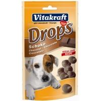 Vitakraft Dropsuri Pentru Caini Cu Ciocolata, 200 G