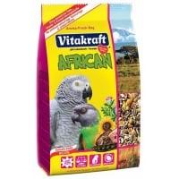 Vitakraft Meniu Papagali Africani, 750 g