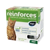 Supliment Nutritiv Viyo Reinforces Cat Adult 7 x 30 ml