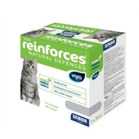 Supliment Nutritiv Viyo Reinforces Cat Senior 7 x 30 ml