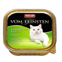 Vom Feinsten Pisici Castrate Curcan 100 g