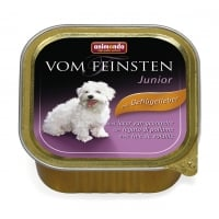 Vom Feinsten Junior Dog Ficat de Pasare 150g