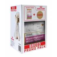 Kit Breed Royal Canin West Highland White Terrier