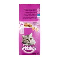 Whiskas Adult cu Ton si Ficat, 14 kg