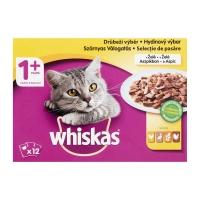 Whiskas Adult Selectii Pasare, 12 x 100 g