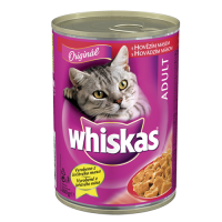 Whiskas Conserva cu Vita 400 g