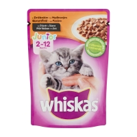 Whiskas Junior Pasare 100 g