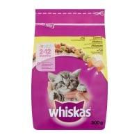 Whiskas Junior Pui, 300 g