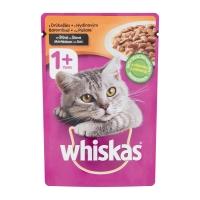 Whiskas Plic Pasare 100 g