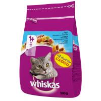 Whiskas Adult Ton, 1.4 kg + 2 Plicuri Cadou