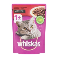Pachet Whiskas Vita in Sos 30 x  100 g