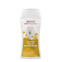 Sampon pentru Caini, Versele Laga Oropharma White Hair, 250 ml