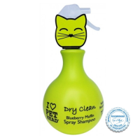 Pet Head Spray Cat Dry Clean 450 ml