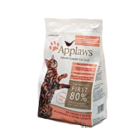 Applaws Cat Adult Pui si Somon 7,5 kg