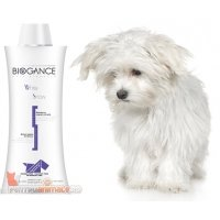 Sampon Biogance White Snow 250 ml