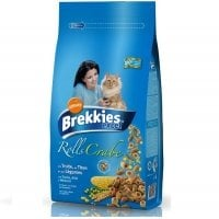 Brekkies Cat Excel Rolls Crab 20 kg