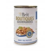 Brit Boutiques Gourmandes Iepure in sos, 400 g