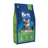 Brit Premium Cat Sterilized, 8 kg