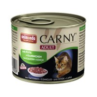 Carny Adult Curcan si Iepure 200 g