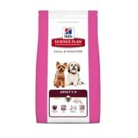 Hill's SP Canine Adult Small & Miniature Pui si Curcan 1.5 kg
