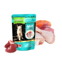 Natures Menu Cat Adult Ton si Somon 100 g