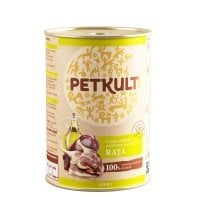 Petkult Adult Dog Rata 400g