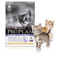 Pro Plan Junior (Kitten) Pui si Orez 1,5 kg
