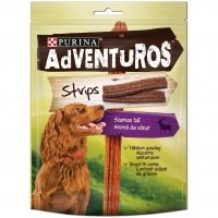 Purina Adventuros Strips Vanat 90 g