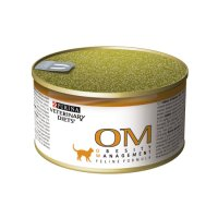 Purina Veterinary Diets OM Cat - Dieta Obezitate 195 g