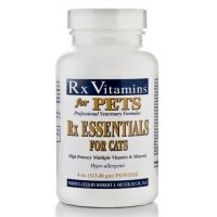 Supliment Nutritiv Rx Vitamins Essentials Feline  113,4 g pulbere