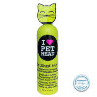 Pet Head Sampon Cat De Shed Me 354 ml