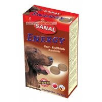Supliment Nutritiv Sanal Energy Beef 100 tablete