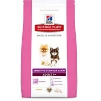 Hill's SP Canine Adult Small & Miniature Sensitive Stomach & Skin 1.5 kg