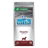 Vet Life Dog Hepatic, 2 kg