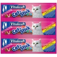Cat Stick Mini Cod si Ton - 3 bucati x 6g