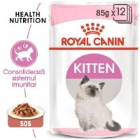 Royal Canin Kitten Instinctive In Gravy, 85 g
