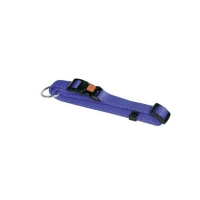 Zgarda Ajustabila Silon, Kerbl Miami, 20 mm x 40-55 cm, Albastru