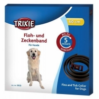Zgarda Antiparazitara Trixie Dog, Maro, 60 cm