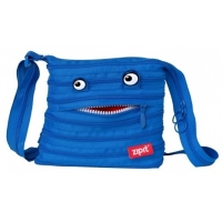 Geanta de Umar  Monsters Mini Zip...It, Albastru Royal